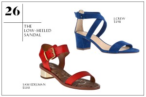 SprinFashion Trend heeled-sandal