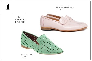 Spring Fashion Loafer