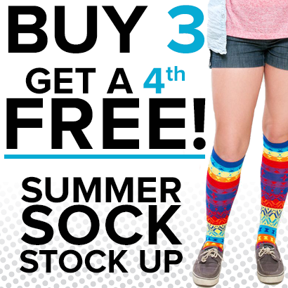 Sock It To Me Summer Stock Up Sale