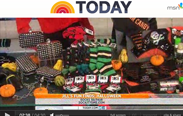 TODAY show October 2012 Halloween