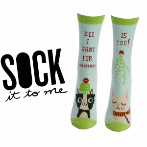 Sock It To Me all i want