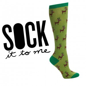 Sock It To Me reindeer Games