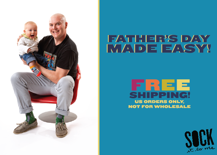 Father's day gift ideas socks