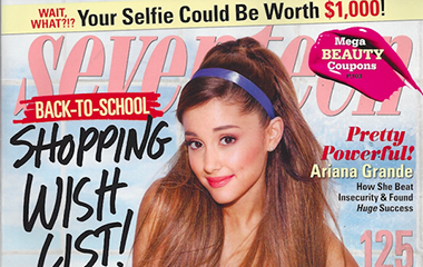 Feature_Seventeen Magazine September Issue 2014_Cover
