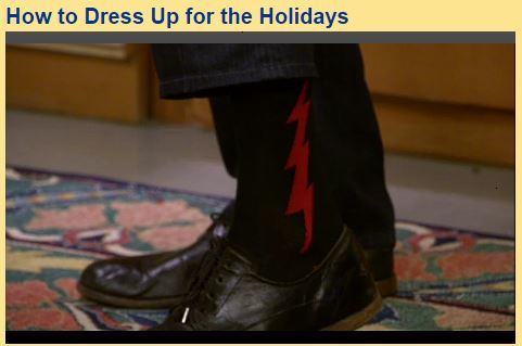 Dress UP for the Holidays
