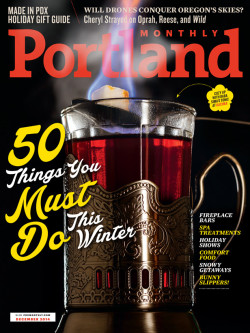 Portand Monthly Cover
