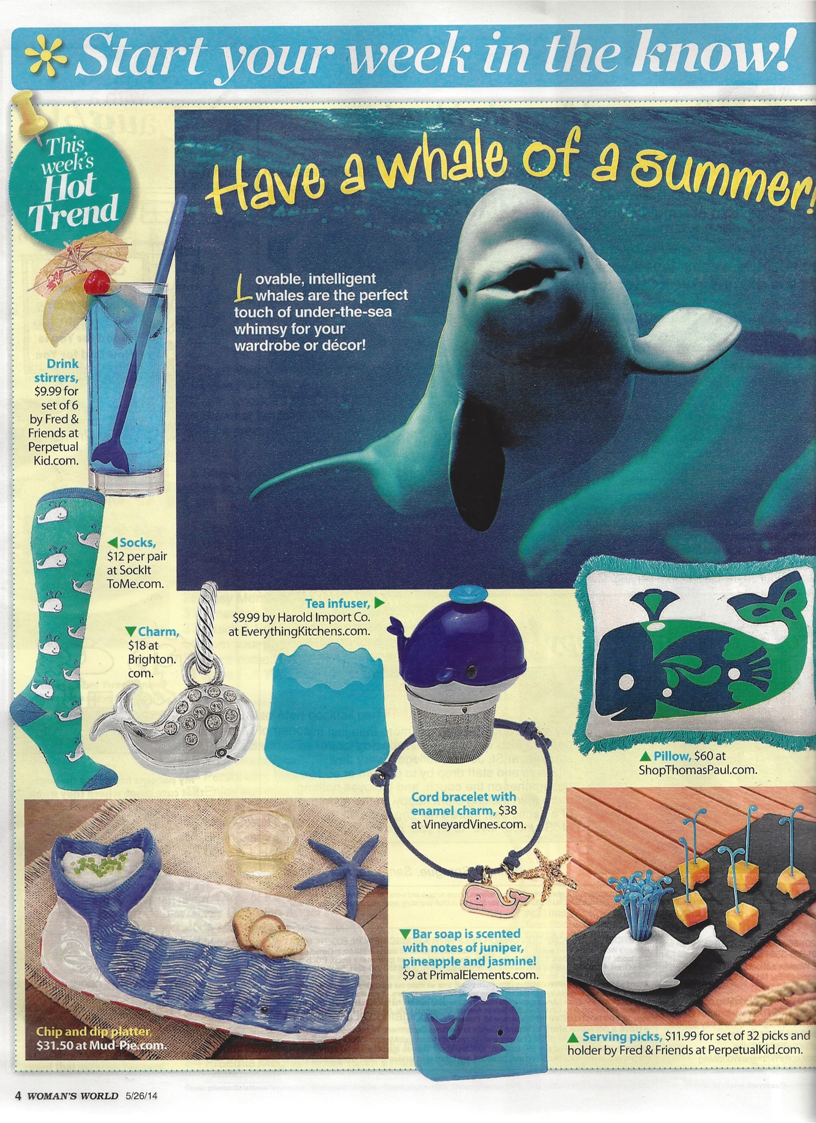 Womans-World_Whales Sock-MAY