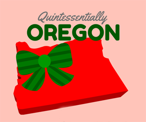 OEN's Quintessentially Oregon Gift Guide, featuring Sock It to Me