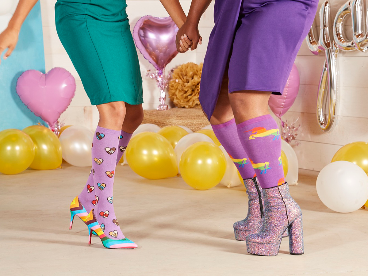 Join the Party in Hands Across Calves and Pride & Fabulous